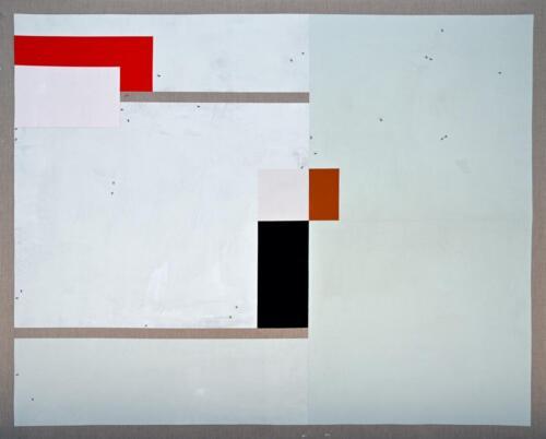 Dima Acrylic on linen 152 x 186 cm 2020 .